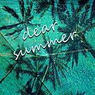 dear summer by poupoune
