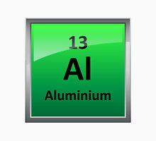 Aluminium Periodic Table Element Symbol Unisex T-Shirt