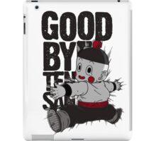 "<DRAGON BALL Z> Chaozu ""Good Bye Tenshinan"" iPad Case/Skin"