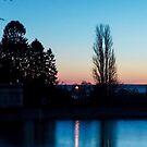 Seattle Blue by Honario