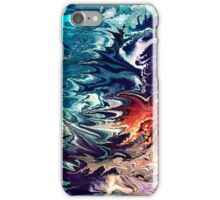 modern composition 32 by rafi talby iPhone Case/Skin