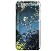 An Angel Watches Over Me iPhone Case/Skin