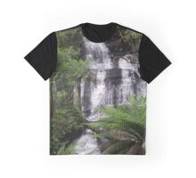 Cascading Graphic T-Shirt