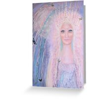 Titania - fairy queen Greeting Card