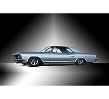 1963 Buick Riviera 'Custom'  Photographic Print
