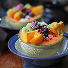 Melon Bowls by Astrid Ewing Photography