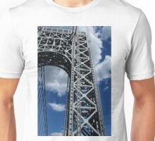 George Washington Bridge, NYC 6/30/16 Unisex T-Shirt
