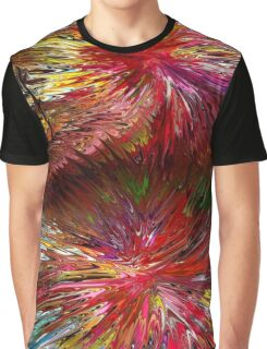 Abstract view by rafi talby Graphic T-Shirt