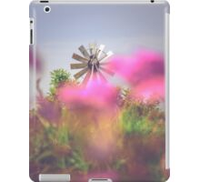 Rural Windmill iPad Case/Skin
