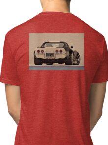 1969 Corvette Tri-blend T-Shirt
