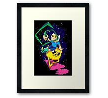 Adventure Time with Prismo Framed Print