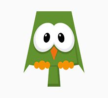 eule grün, owl Unisex T-Shirt