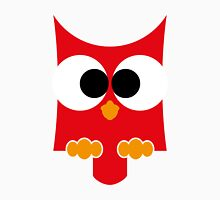 eule rot, owl Unisex T-Shirt