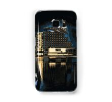 Comic book Cardiff Samsung Galaxy Case/Skin