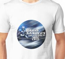 Barry Sanders for President 2016 Unisex T-Shirt