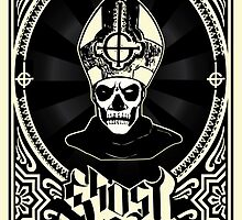 Ghost B.C. - Papa Emeritus II Classic by PsychoBram