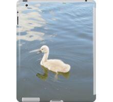 lone cygnet iPad Case/Skin