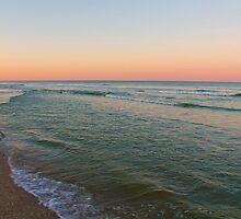 Calm Waves by gabbycarn