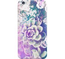 Echeveria iPhone Case/Skin
