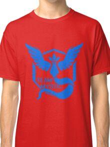 Team Mystic Symbol (Large) Classic T-Shirt