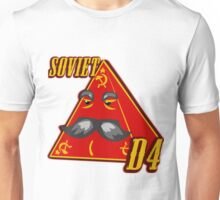 Soviet Die 4 Unisex T-Shirt