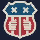 American Dream pt.2 - One Nation Under Siege by moodumbrella
