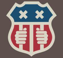 American Dream pt.2 - One Nation Under Siege Baby Tee