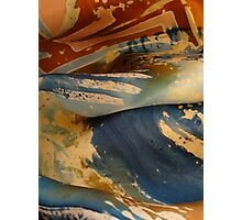 VAGUE DE BATIK Photographic Print