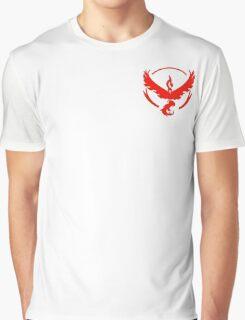 Team Valor Symbol (Small + No Words) Graphic T-Shirt