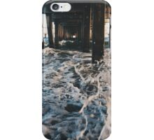 Under the Boardwalk iPhone Case/Skin