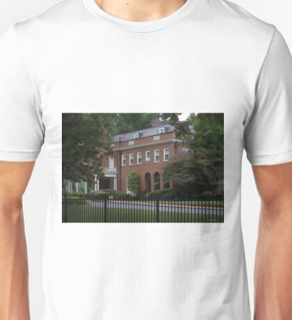 A Mansion View Unisex T-Shirt
