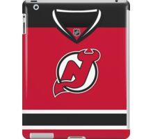 New Jersey Devils Home Jersey iPad Case/Skin