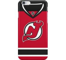 New Jersey Devils Home Jersey iPhone Case/Skin