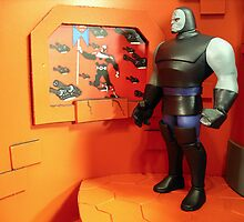 Darkseid of Apokolips by thecasimir