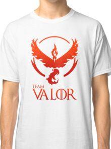 Pokemon Go: Team Valor Classic T-Shirt