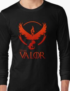 Pokemon Go: Team Valor Long Sleeve T-Shirt