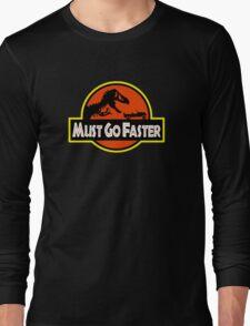 Jurassic Park Jeff Goldblum Line Long Sleeve T-Shirt