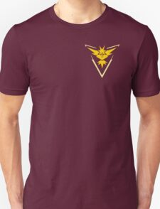 Team Instinct Symbol (Small + No Words) Unisex T-Shirt
