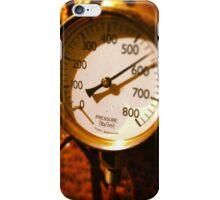 pressure  iPhone Case/Skin