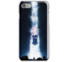 Up Into the sky iPhone Case/Skin