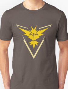 Team Instinct Symbol (Large + No Words) Unisex T-Shirt