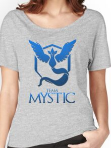 Pokemon Go: Team Mystic Women's Relaxed Fit T-Shirt