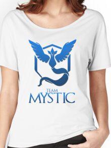 Pokemon Go: Team Mystic Women's Relaxed Fit T-Shirt