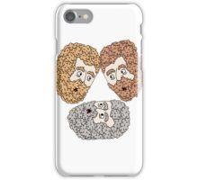 3 friends iPhone Case/Skin