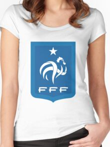 foutball club Women's Fitted Scoop T-Shirt