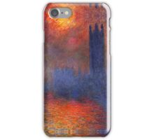 Parliament - Monet iPhone Case/Skin