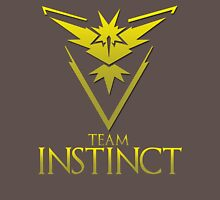 Pokemon Go: Team Instinct  Unisex T-Shirt