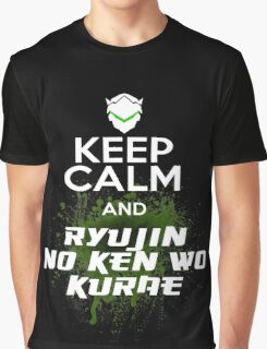Keep Calm and... Graphic T-Shirt
