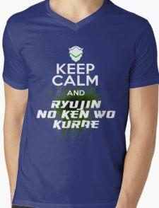 Keep Calm and... Mens V-Neck T-Shirt