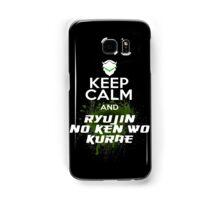Keep Calm and... Samsung Galaxy Case/Skin